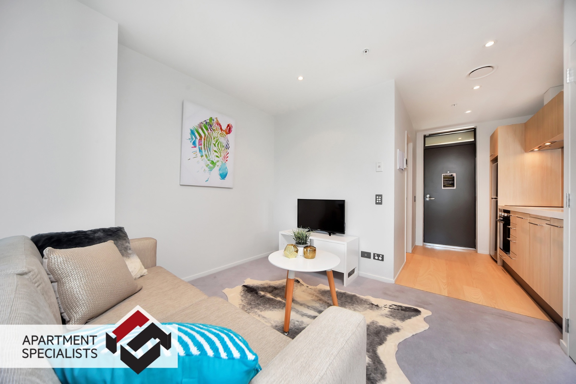 0 | 5 Howe Street, City Centre | Apartment Specialists