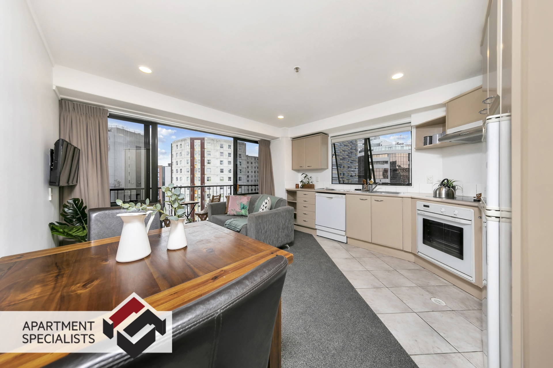 3 | 6 Whitaker Place, City Centre | Apartment Specialists