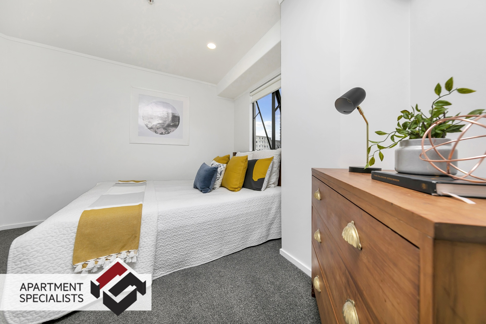 6 | 6 Whitaker Place, City Centre | Apartment Specialists