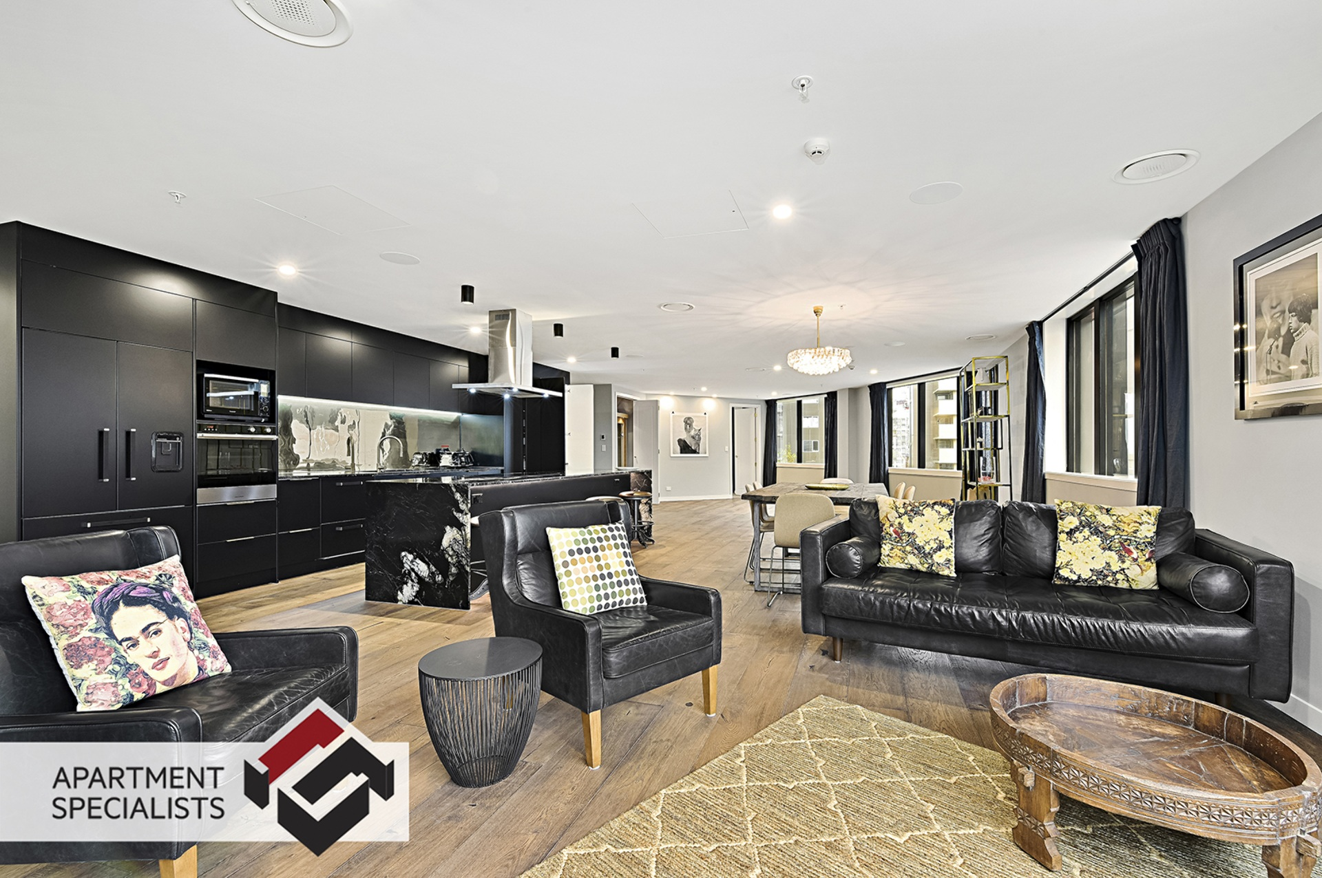 Hero | 126 Vincent Street, City Centre | Apartment Specialists
