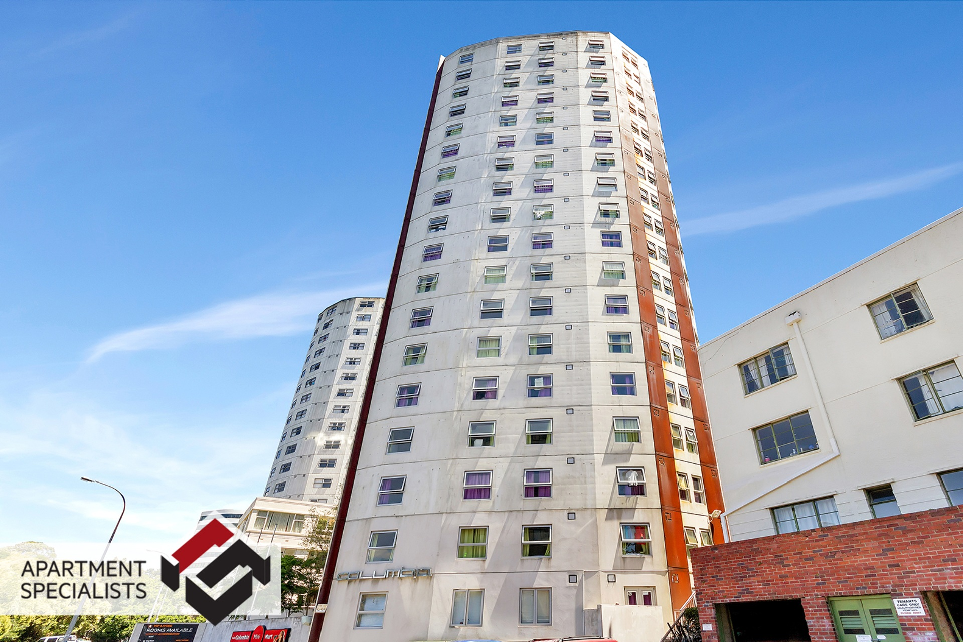 2 | 15 Whitaker Place, City Centre | Apartment Specialists