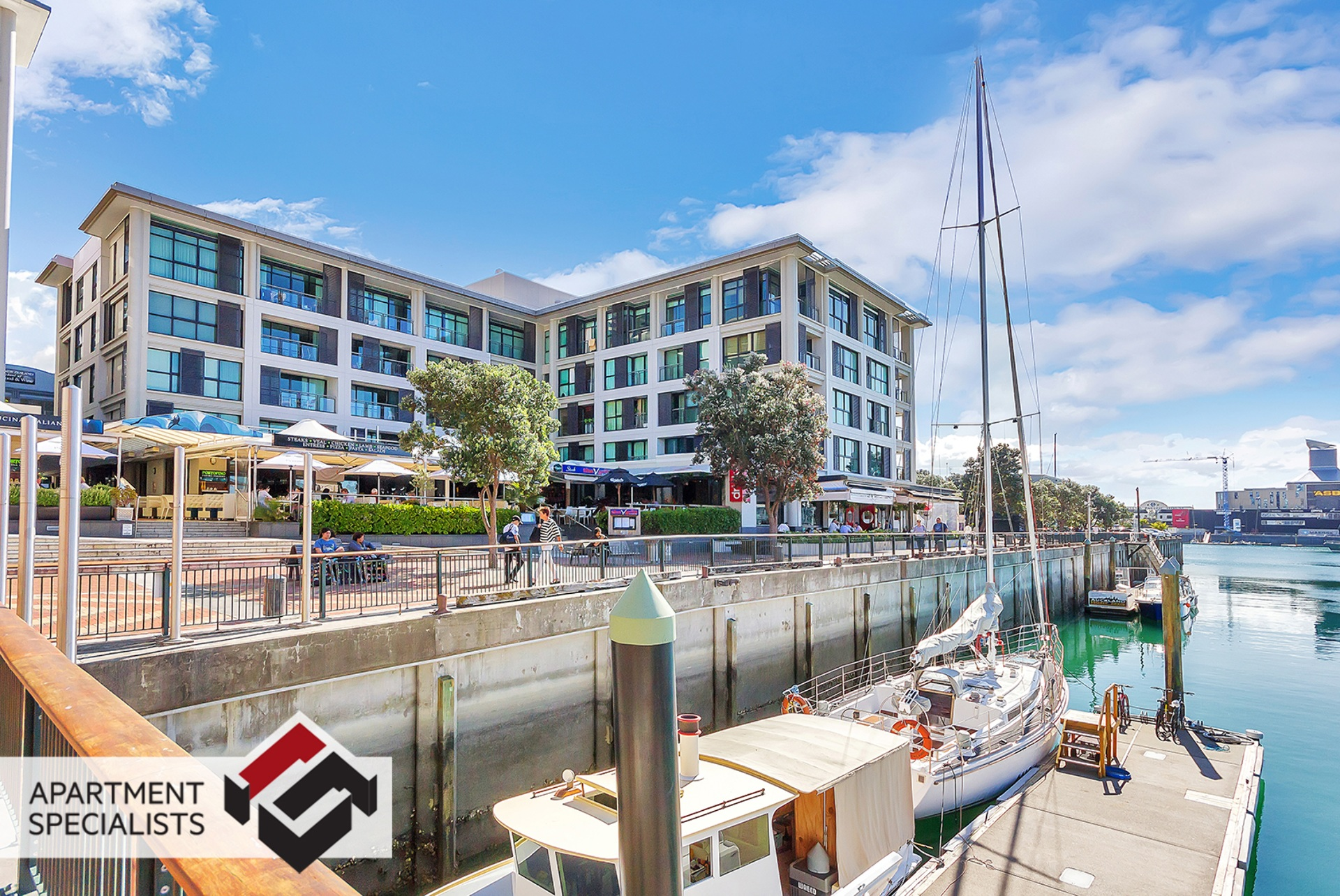 15 | 99 Customs Street West, City Centre | Apartment Specialists