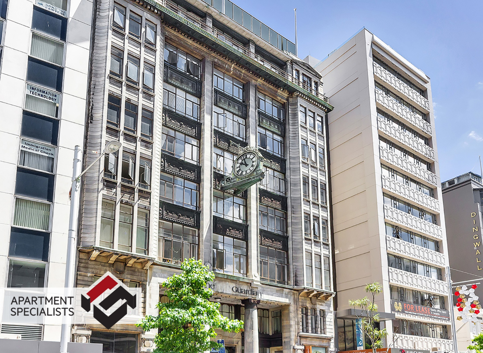 1 | 105 Queen Street, City Centre | Apartment Specialists