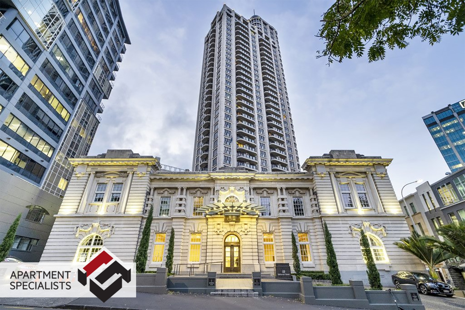 15 | 1 Courthouse Lane, City Centre | Apartment Specialists