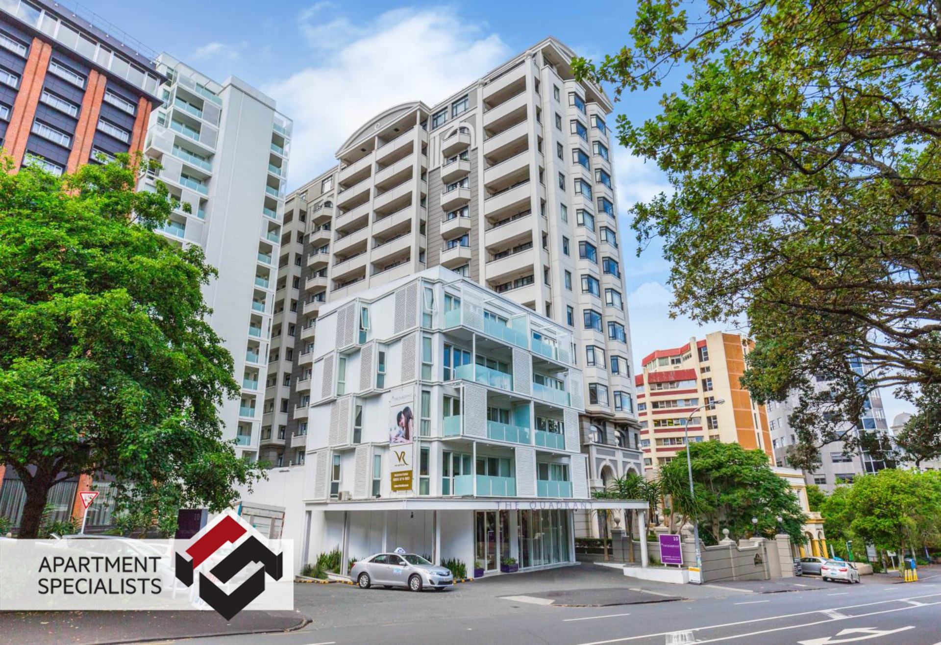 9 | 10 Waterloo Quadrant, City Centre | Apartment Specialists