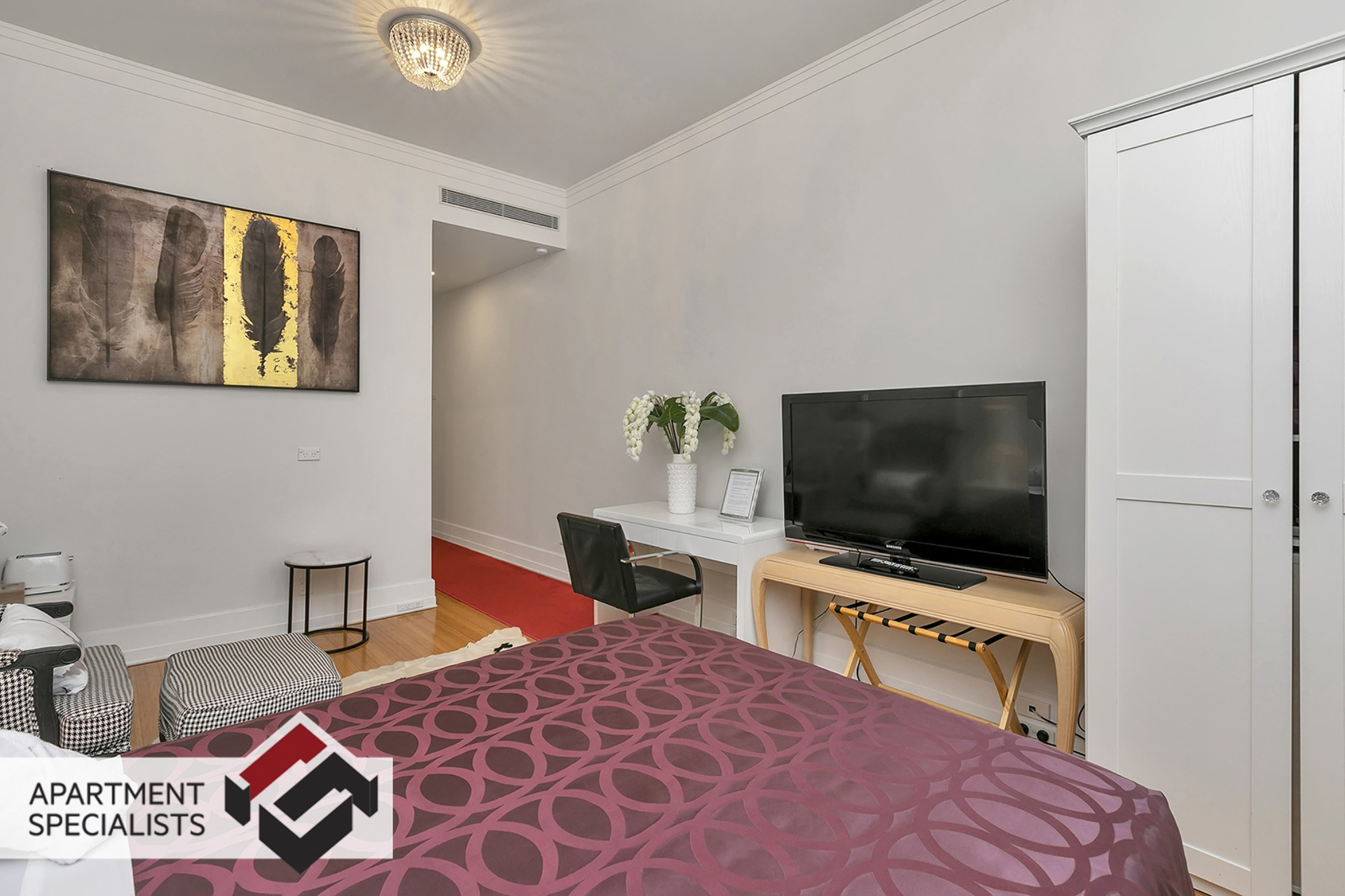 0 | 35 Hobson Street, City Centre | Apartment Specialists