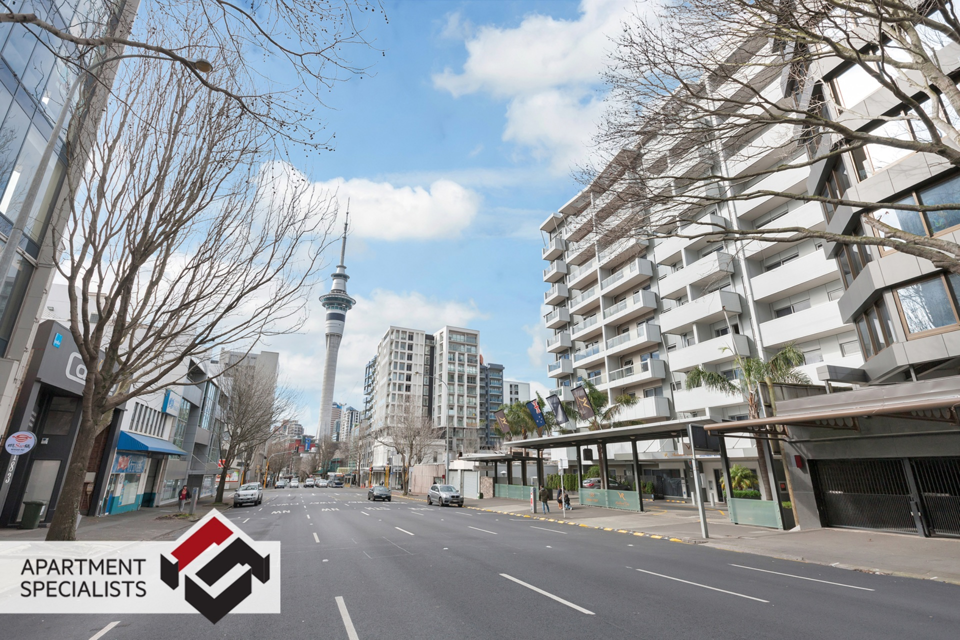 1 | 188 Hobson Street, City Centre | Apartment Specialists