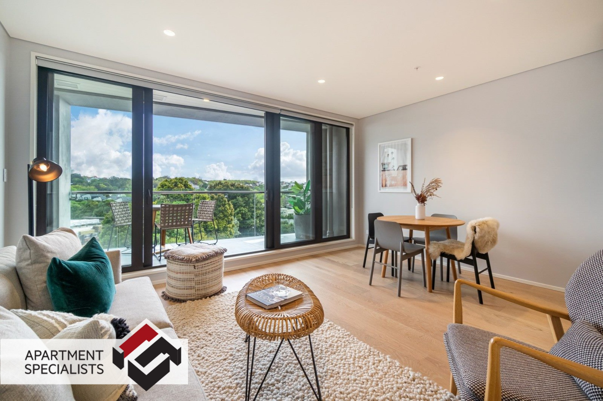 Hero | 70 Sales Street, City Centre | Apartment Specialists
