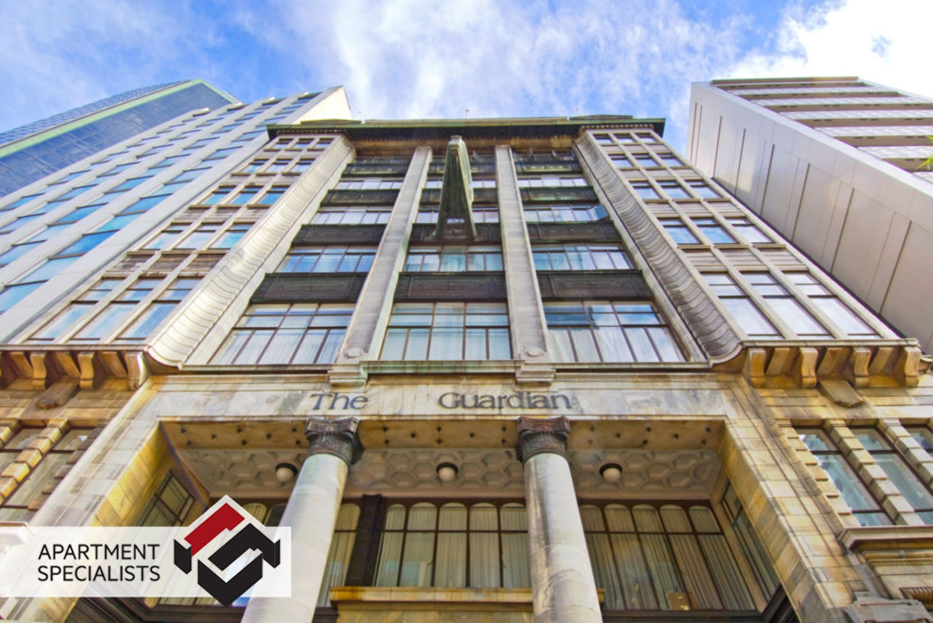 Hero | 105 Queen Street, City Centre | Apartment Specialists