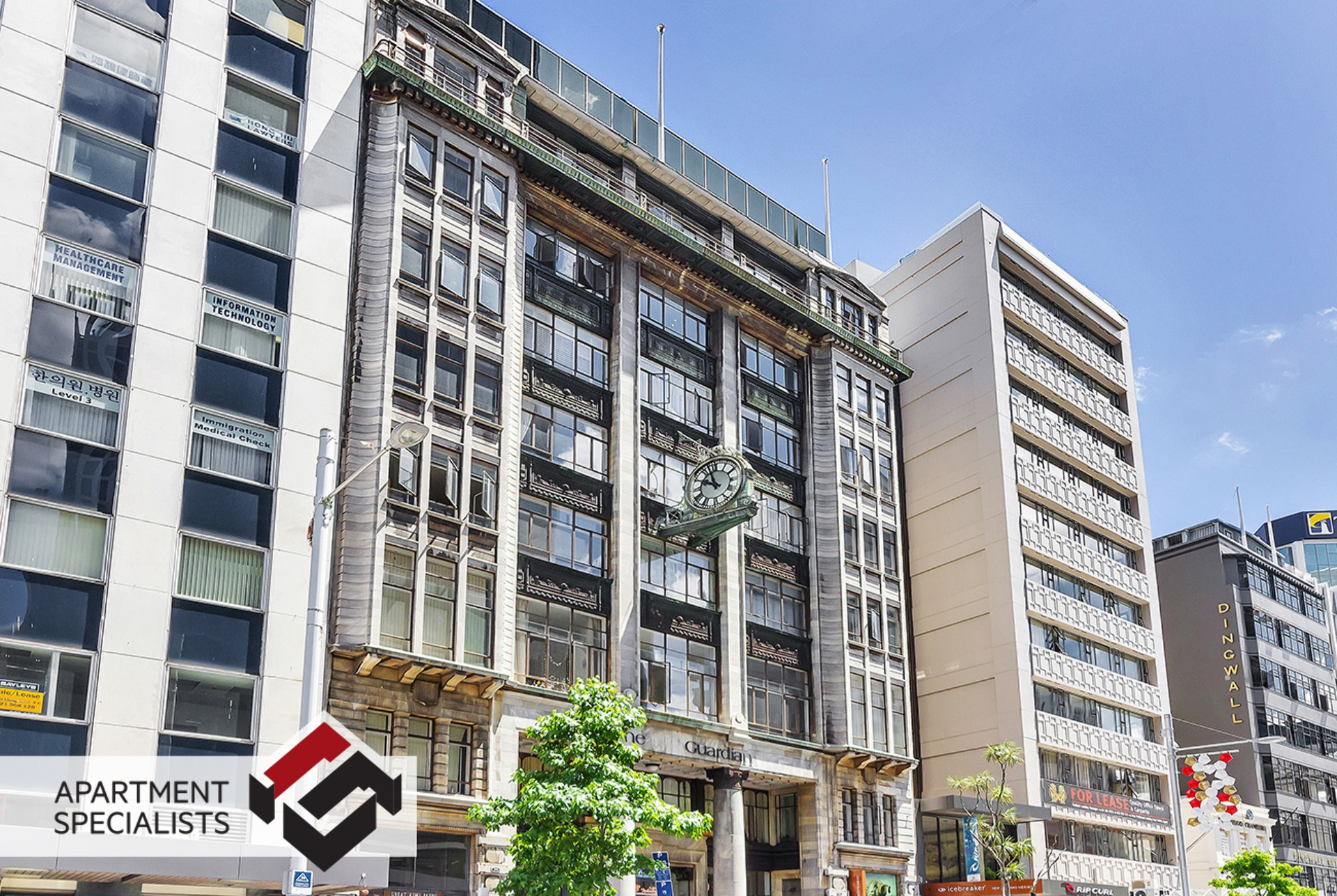 9 | 105 Queen Street, City Centre | Apartment Specialists