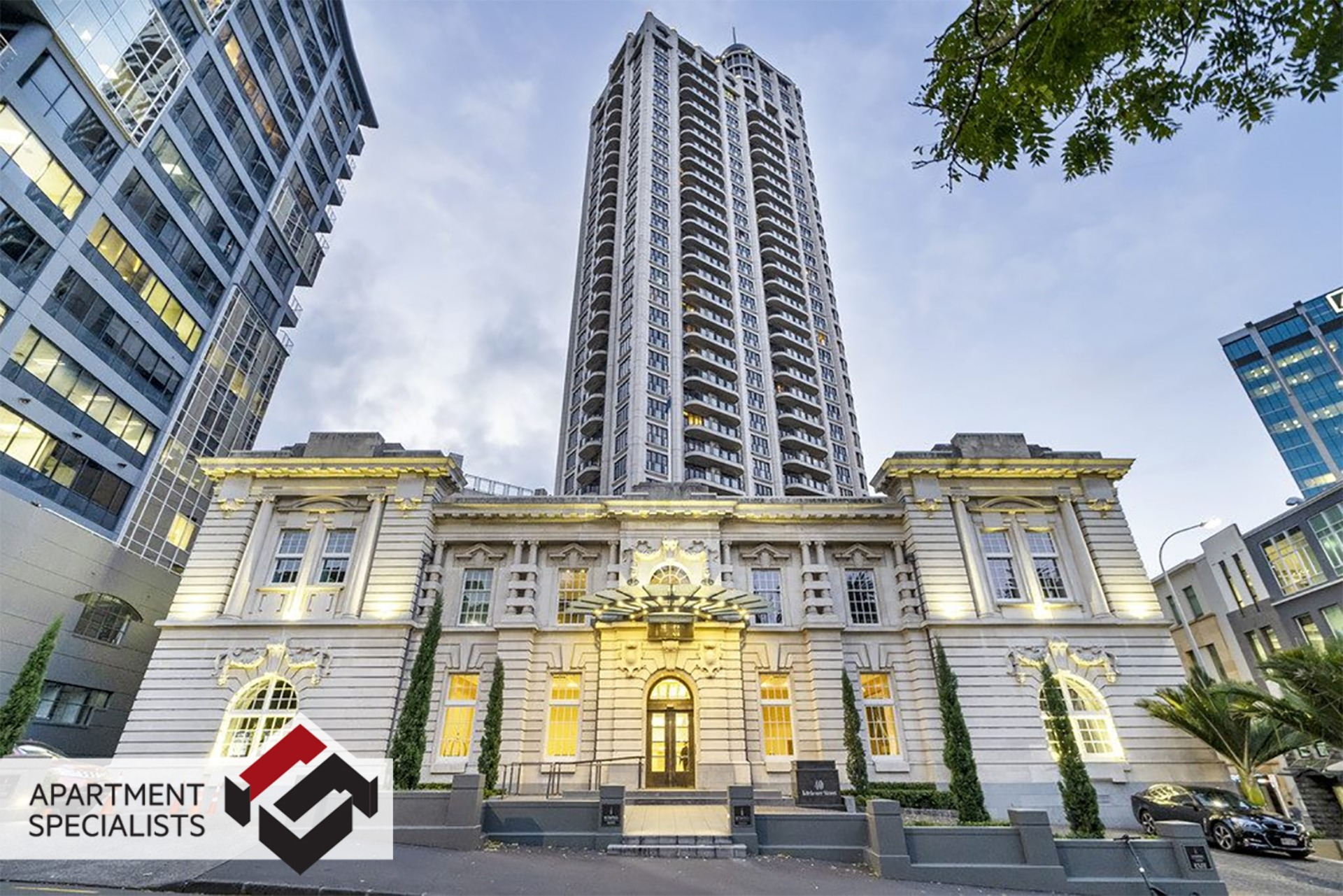 0 | 1 Courthouse Lane, City Centre | Apartment Specialists