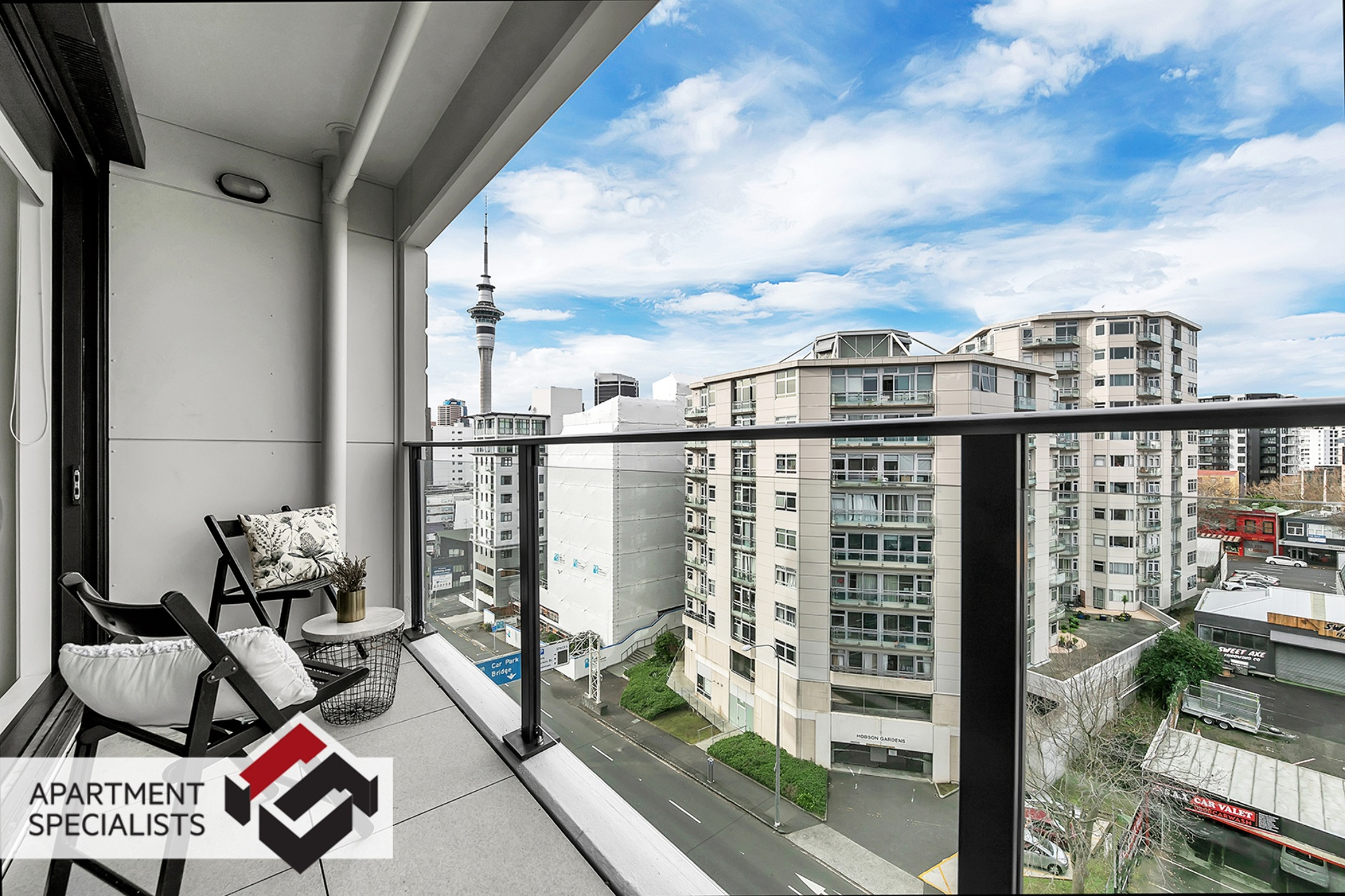 3 | 147 Nelson Street, City Centre | Apartment Specialists