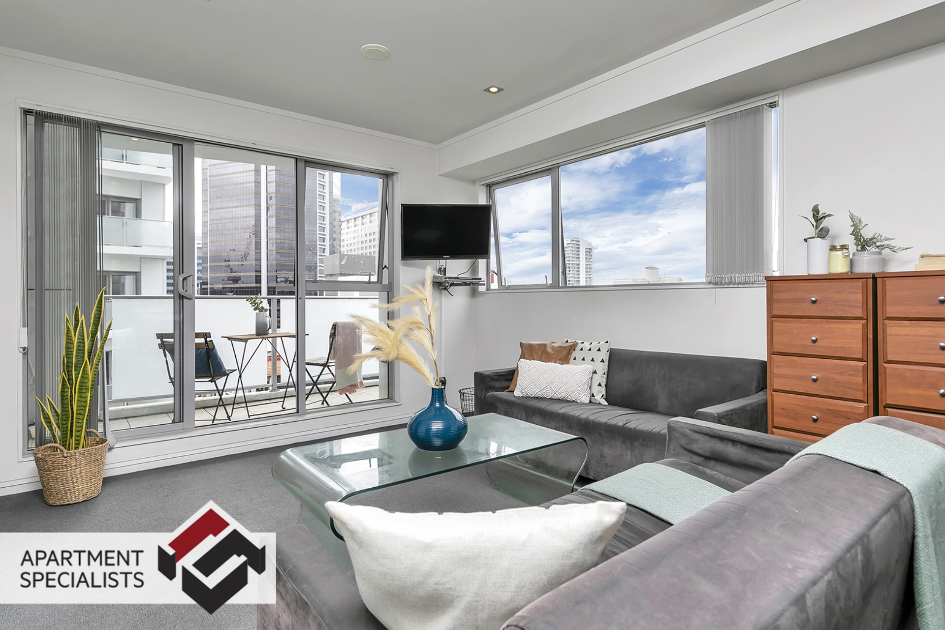 Hero | 207 Federal Street, City Centre | Apartment Specialists